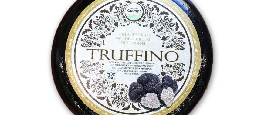 Truffelkaas Pecorino (Tartufo Di Trufela)